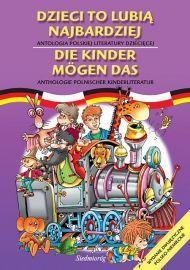 Dzieci to lubią najbardziej. Wydanie dwujęzyczne polsko-niemieckie
