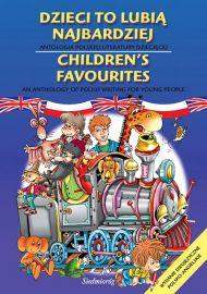Dzieci to lubią najbardziej. Wydanie dwujęzyczne polsko-angielskie