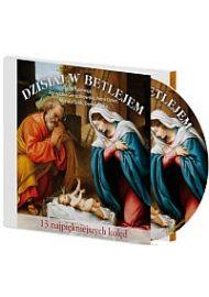 Dzisiaj w Betlejem - płyta CD