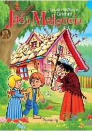 Jaś i Małgosia. Komiks e-book