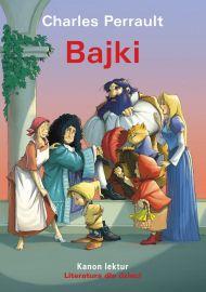 Bajki Perrault e-book