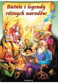Baśnie i legendy różnych narodów - okładka