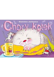 Chory kotek e-book