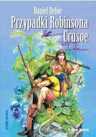 Przypadki Robinsona Crusoe e-book