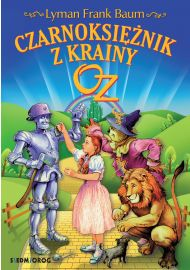 Czarnoksiężnik z Krainy Oz e-book