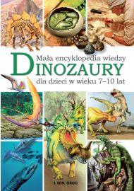 Dinozaury. Mała encyklopedia wiedzy