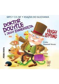 Doktor Dolittle i jego zwierzęta - płyta CD