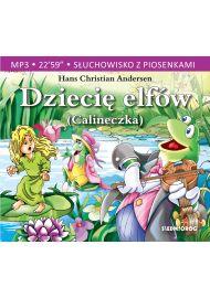 Dziecię elfów - płyta CD