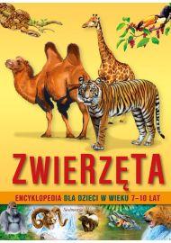 Zwierzęta. Encyklopedia dla dzieci w wieku 7-10 lat