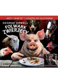 Folwark Zwierzęcy - płyta CD