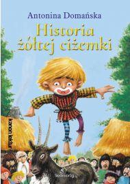 Historia żółtej ciżemki e-book