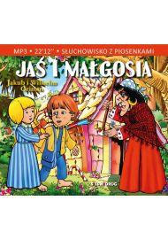 Jaś i Małgosia - słuchowisko z piosenkami