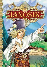 Janosik - okładka