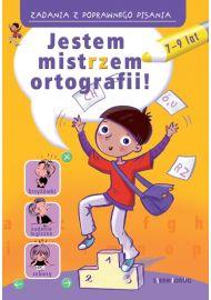 Jestem mistrzem ortografii (7–9 lat)