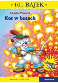 Kot w butach. 101 bajek