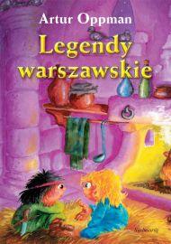Legendy warszawskie - okładka