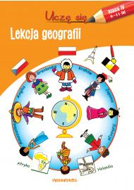 Uczę się. Lekcja geografii