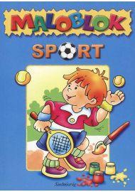 Maloblok - Sport - okładka
