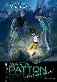 Marta Patton i Kapłanka Miłości - okładka