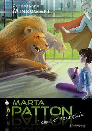 Marta Patton i Amulet Szczęścia - okładka