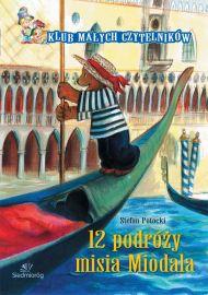 12 podróży Misia Miodala - okładka