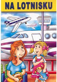 Na lotnisku - okładka