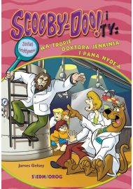 Scooby-Doo i Ty: Na tropie doktora Jenkinsa i pana Hyde'a e-book
