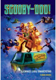 Scooby-Doo! Tajemnice lubią towarzystwo e-book
