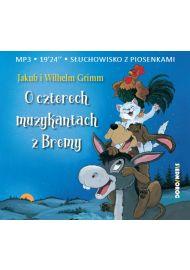O czterech muzykantach z Bremy - słuchowisko z piosenkami
