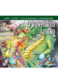 O wawelskim smoku - płyta CD