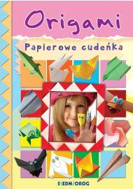 Origami. Papierowe cudeńka