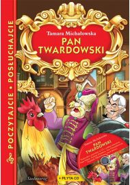 Pan Twardowski - okładka