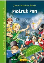 Piotruś Pan (książka z płytą CD audio). Poczytajcie,  posłuchajcie