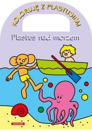 Plastuś nad morzem - okładka