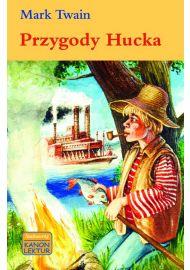 Przygody Hucka - okładka