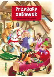 Przygody zabawek