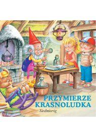 Wesołe książeczki - Przymierze krasnoludka - okładka