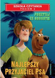 Szkoła czytania. Poczytaj ze Scoobym. Najlepszy przyjaciel psa