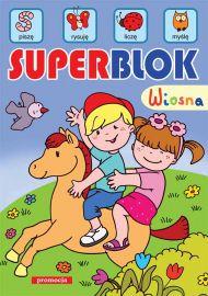 Superblok Wiosna - okładka