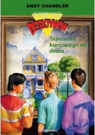 Tajemnica kurczącego się domu (t.17)