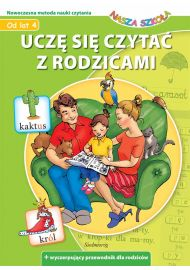 Uczę się czytać z rodzicami - okładka