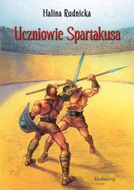 Uczniowie Spartakusa - okładka