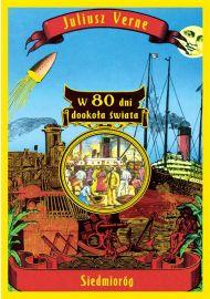 W 80 dni dookoła świata - okładka