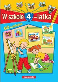 W szkole 4-latka - okładka