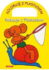 Wakacje z Plastusiem - okładka
