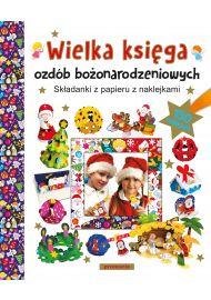 Wielka księga ozdób bożonarodzeniowych