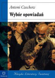Wybór opowiadań. Czechow - okładka