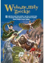 Wybrane mity greckie e-book