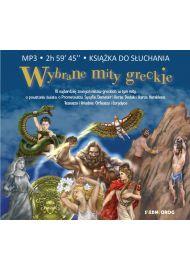 Wybrane mity greckie - mp3
