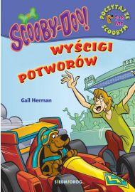 Scooby-Doo! Wyścigi potworów e-book
